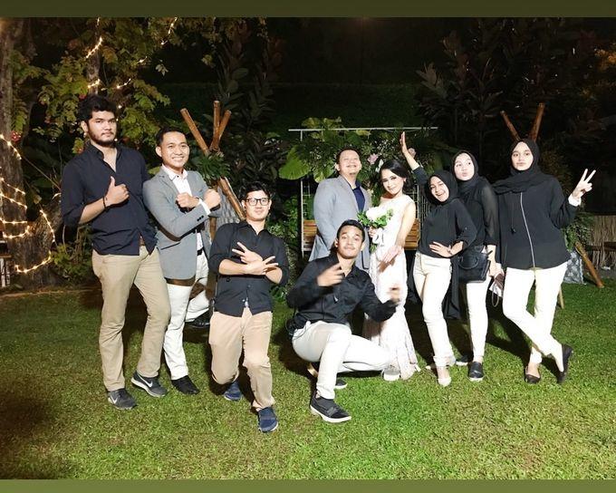 MC for Outdoor Wedding Party by MC Wedding Banna - 004