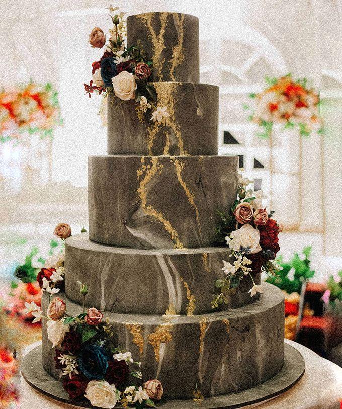 BRIAN & YUANA by Amor Cake - 001