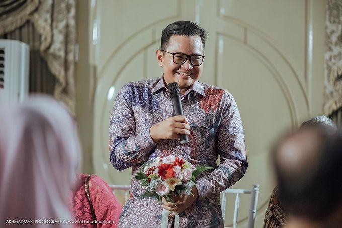 Windi Radit Engagement by Chandira Wedding Organizer - 006