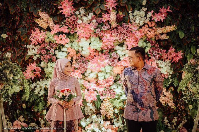 Windi Radit Engagement by Chandira Wedding Organizer - 005