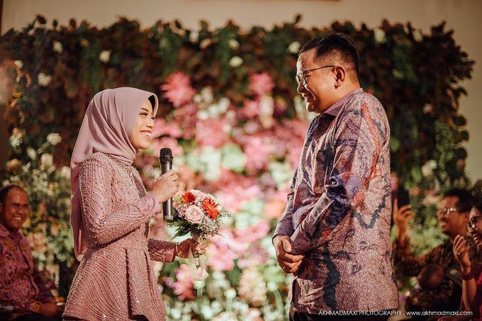 Windi Radit Engagement by Chandira Wedding Organizer - 008