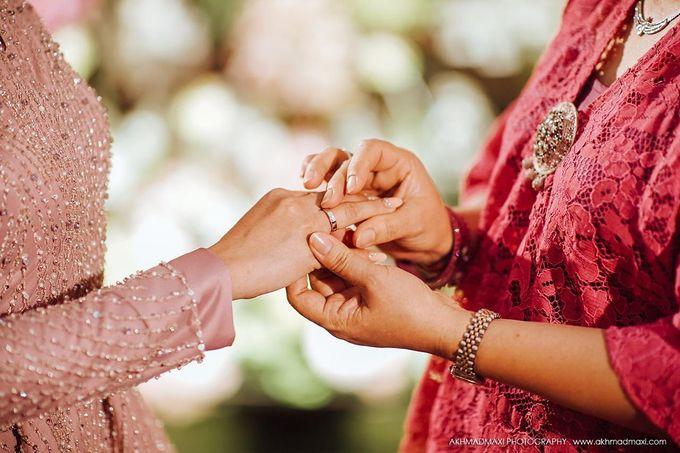Windi Radit Engagement by Chandira Wedding Organizer - 002