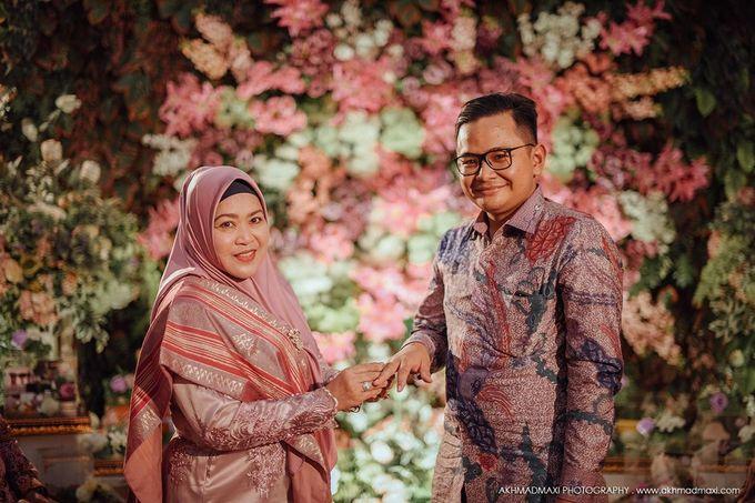 Windi Radit Engagement by Chandira Wedding Organizer - 009