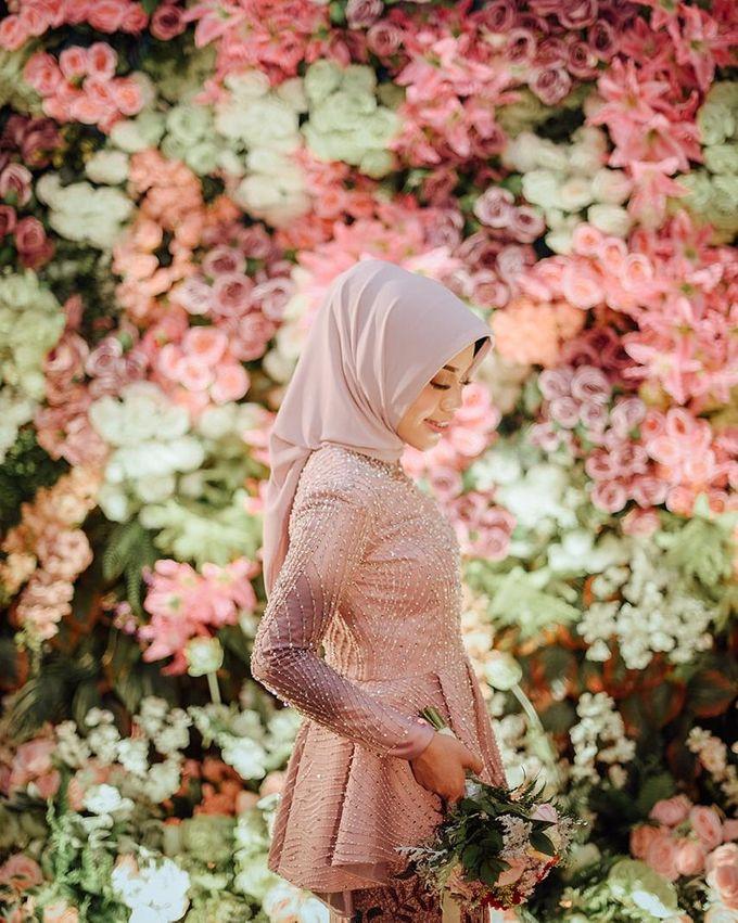 Windi Radit Engagement by Chandira Wedding Organizer - 007