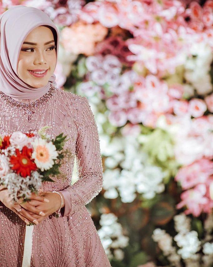 Windi Radit Engagement by Chandira Wedding Organizer - 003