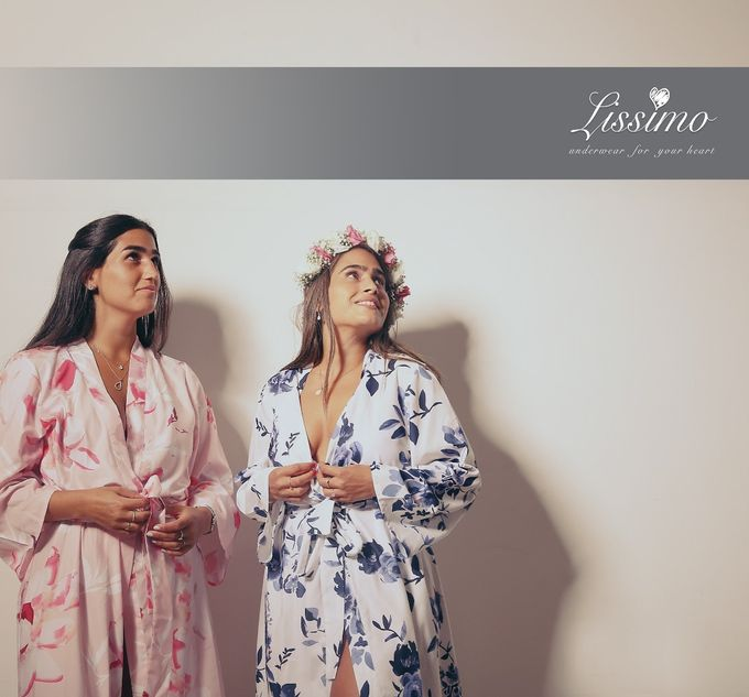 Bridal ROBES by LISSIMO - 011
