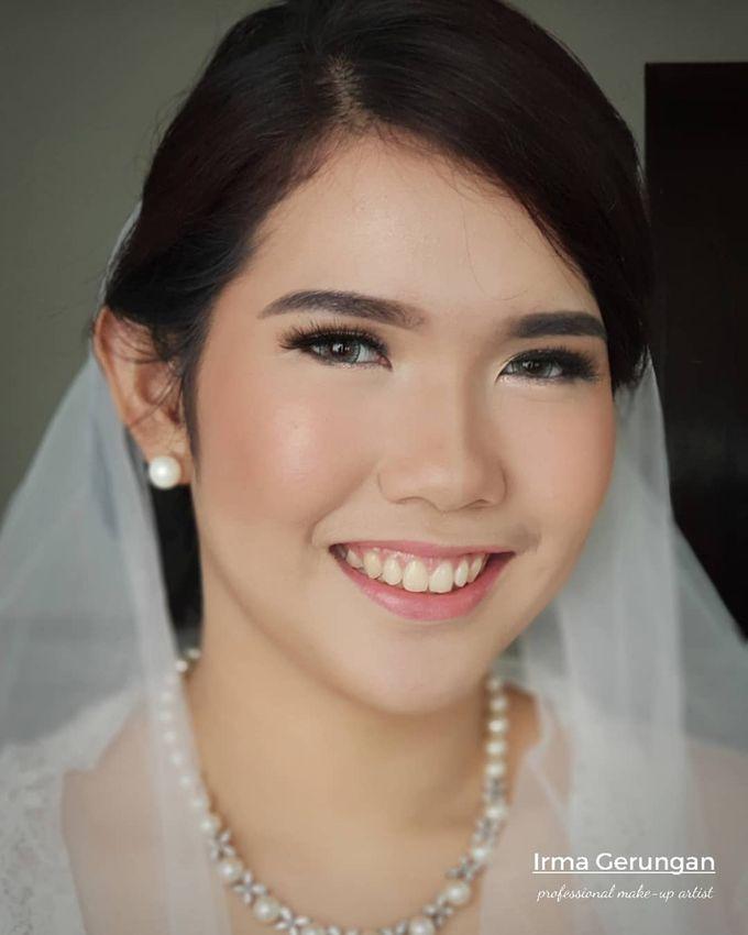Wedding Makeup Portfolio by Irma Gerungan Makeup Artist - 001