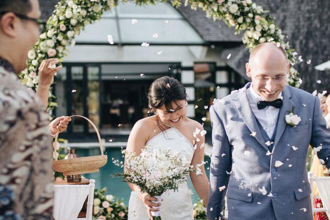 Thomas & Ling Wedding Ceremony&Reception by Bali Becik Wedding - 005