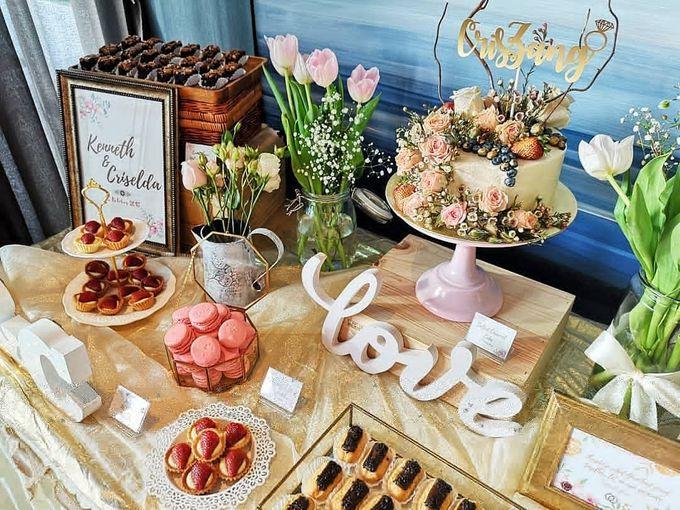 Solemnization Dessert Table by Baker V - 001