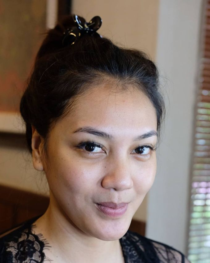 Makeup Pengantin Adat Jawa by Karen Shenna Makeup Artist - 005