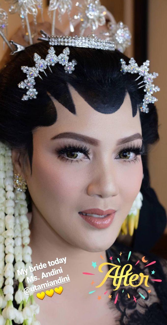 Makeup Pengantin Adat Jawa by Karen Shenna Makeup Artist - 010