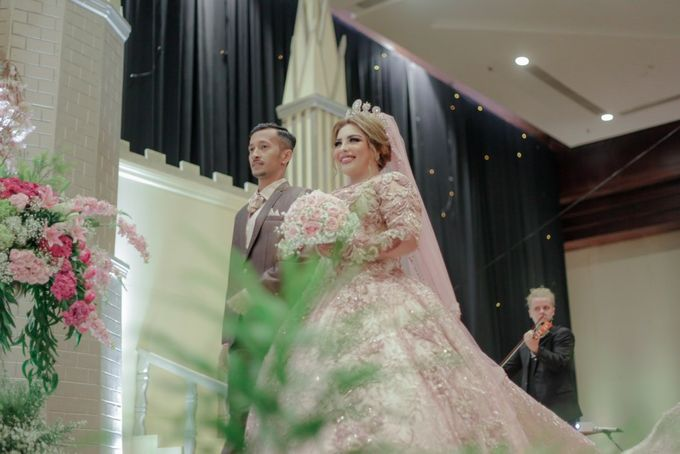 """From The wedding Of """"Yasmin & Ridho"""" by Nadhif Zhafran Photography - 031"""
