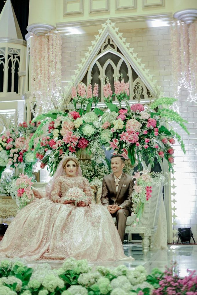 """From The wedding Of """"Yasmin & Ridho"""" by Nadhif Zhafran Photography - 030"""