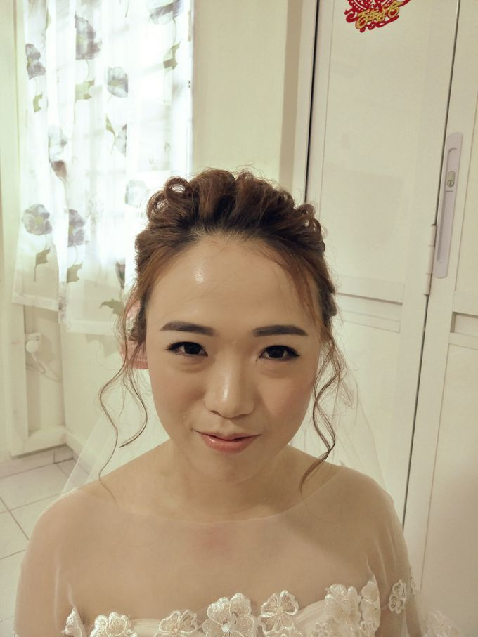 Ya Wen AD Wedding by CLICK MAKEUP - 001