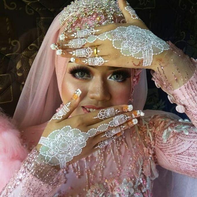 Henna Wedding by Ikkie henna art - 003