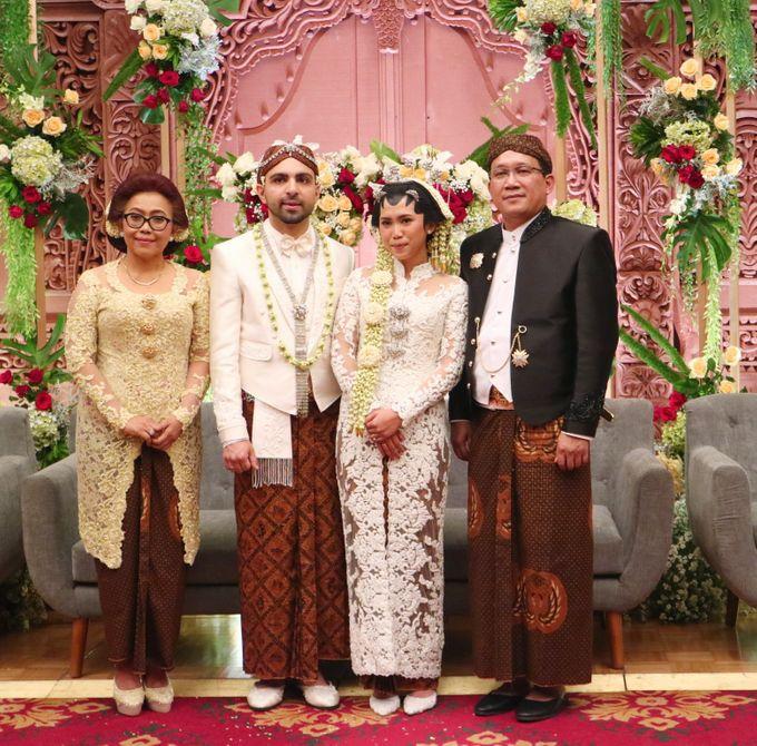 Bilingual Wedding reception of Diandra & Navid by MC Wedding Banna - 004