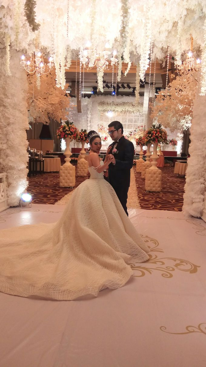 The Wedding Of Mando & Rachel by Imperial Photography Jakarta - 003