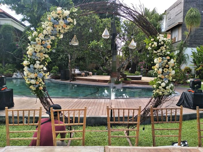 The Wedding of Yoni & Dina by Dona Wedding Decoration & Planner - 012