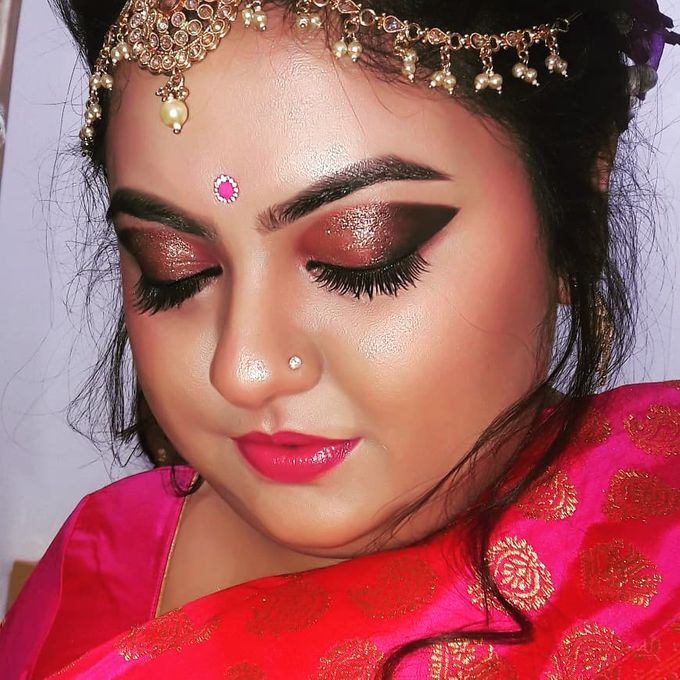Bridal Makeup by Charites Professional Makeup - 012