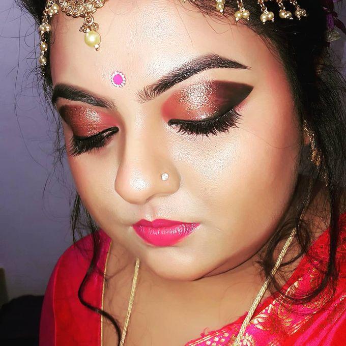 Bridal Makeup by Charites Professional Makeup - 011