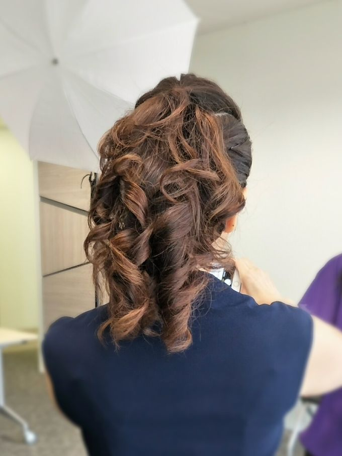 Hairstyling By Lili by Lili Makeup Specialist - 010