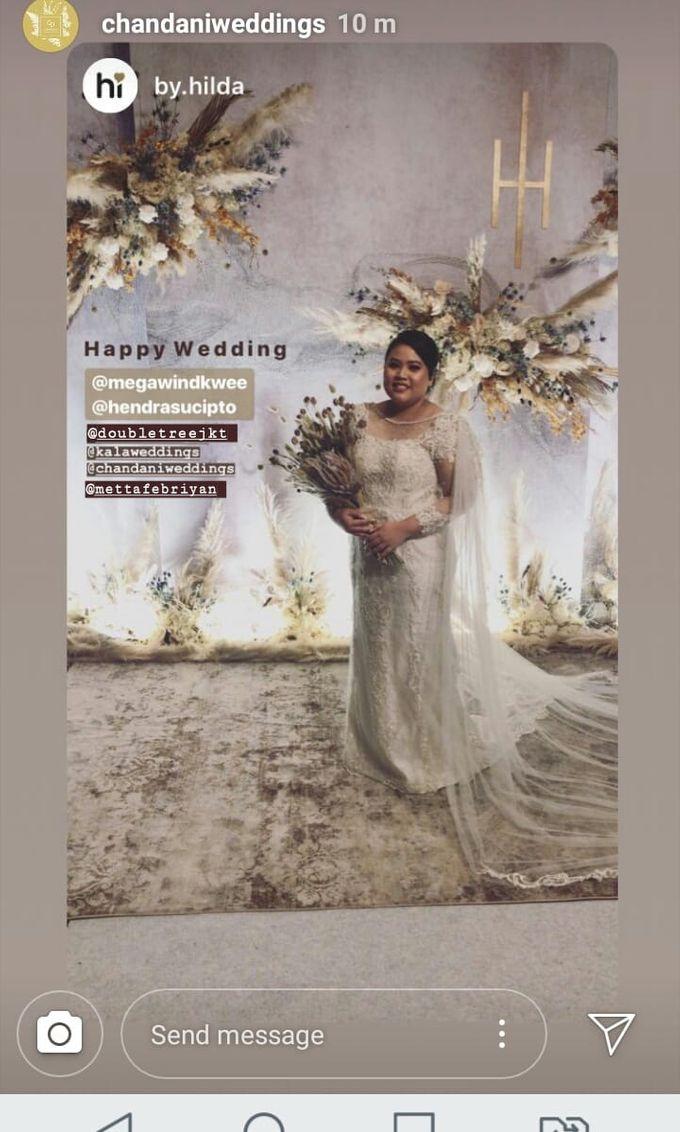 The Wedding of Hendra & Margaretha by Chandani Weddings - 005