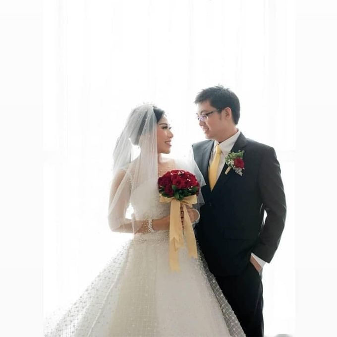 Ivan Karina Wedding by Angela Karina - 001