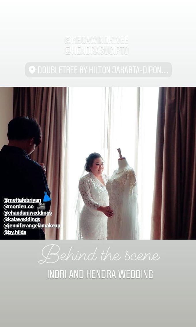 The Wedding of Hendra & Margaretha by Chandani Weddings - 002