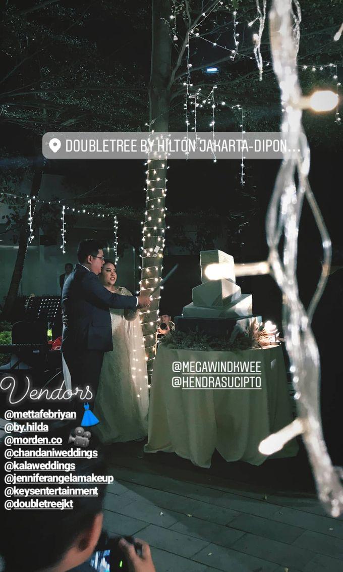 The Wedding of Hendra & Margaretha by Chandani Weddings - 003
