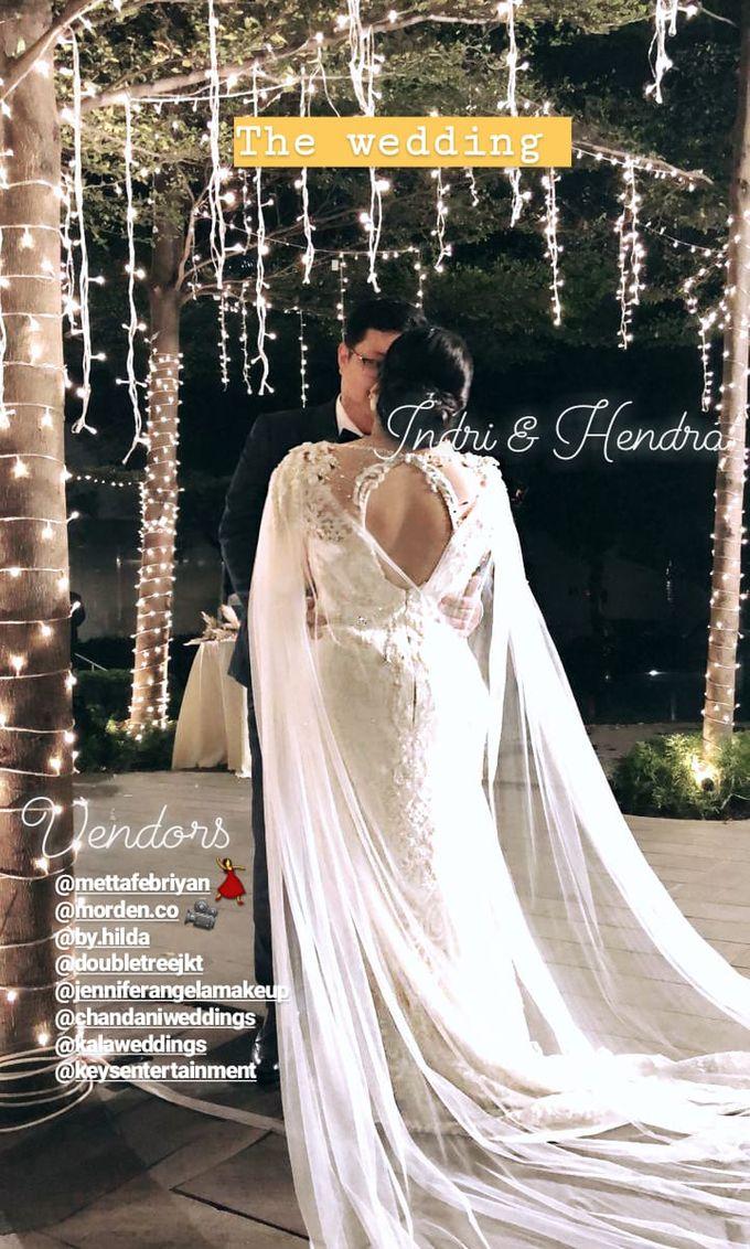 The Wedding of Hendra & Margaretha by Chandani Weddings - 001