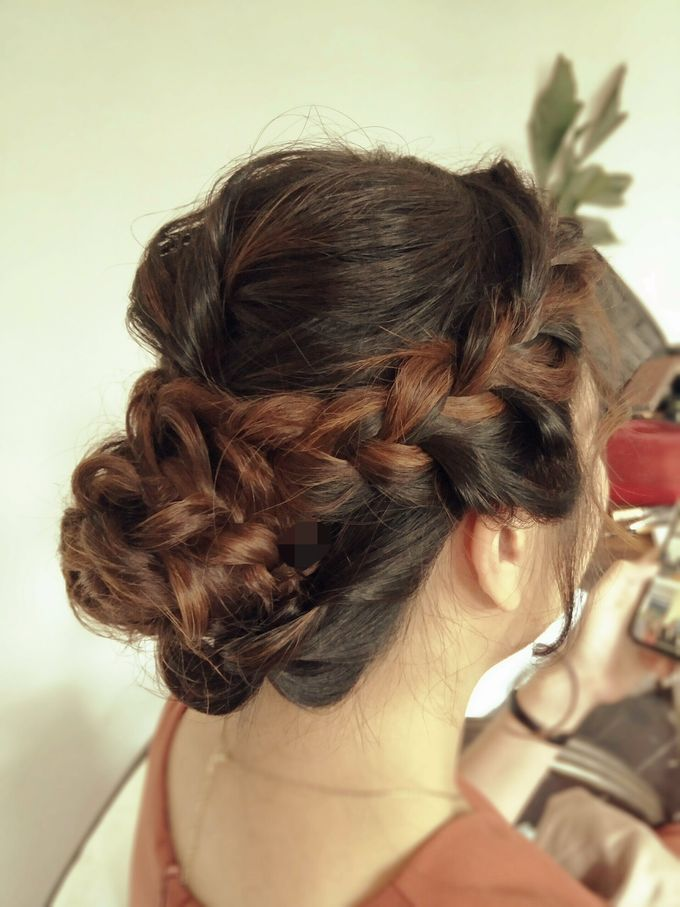 HAIR STYLING by CLICK MAKEUP - 022