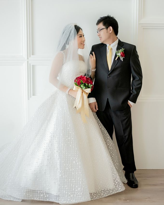 Ivan Karina Wedding by Angela Karina - 005