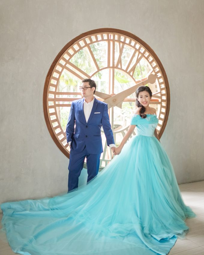 Cinderella Prewedding by Angela Karina - 002