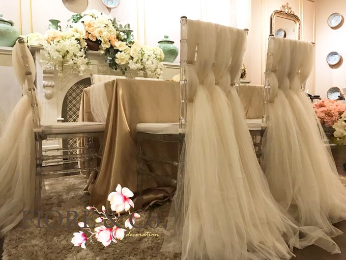 AKAD NIKAH decoration by FIORE & Co. Decoration - 003