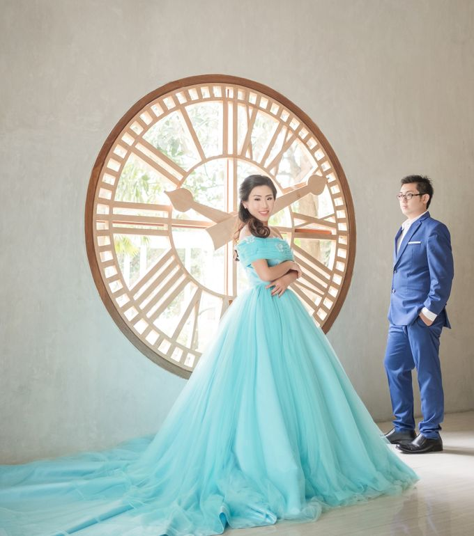 Cinderella Prewedding by Angela Karina - 003