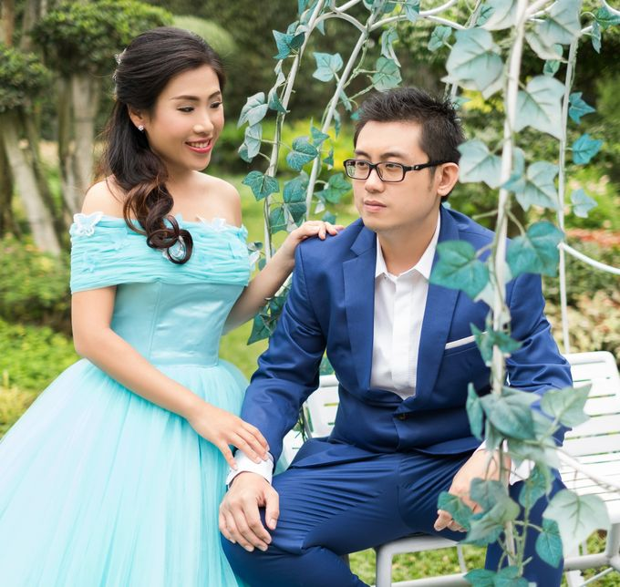 Cinderella Prewedding by Angela Karina - 004