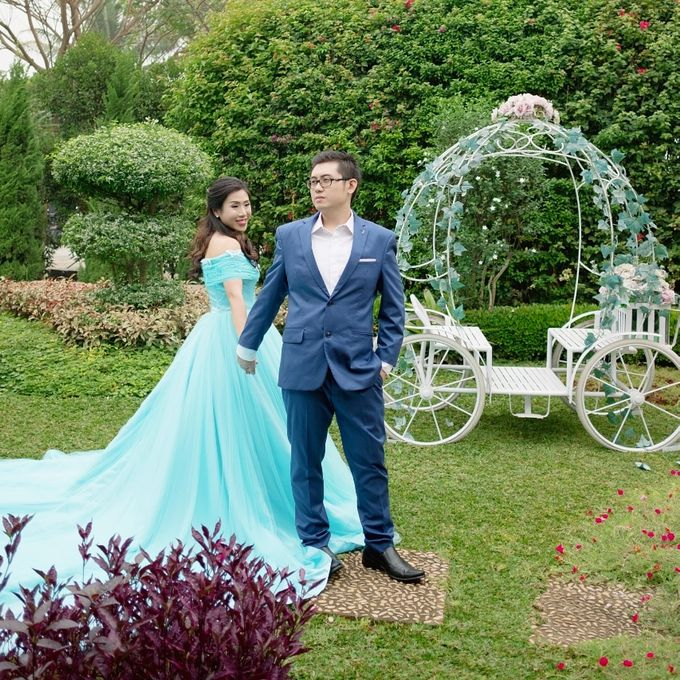Cinderella Prewedding by Angela Karina - 001