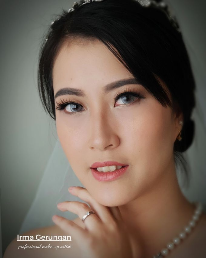 Wedding Makeup Portfolio by Irma Gerungan Makeup Artist - 033