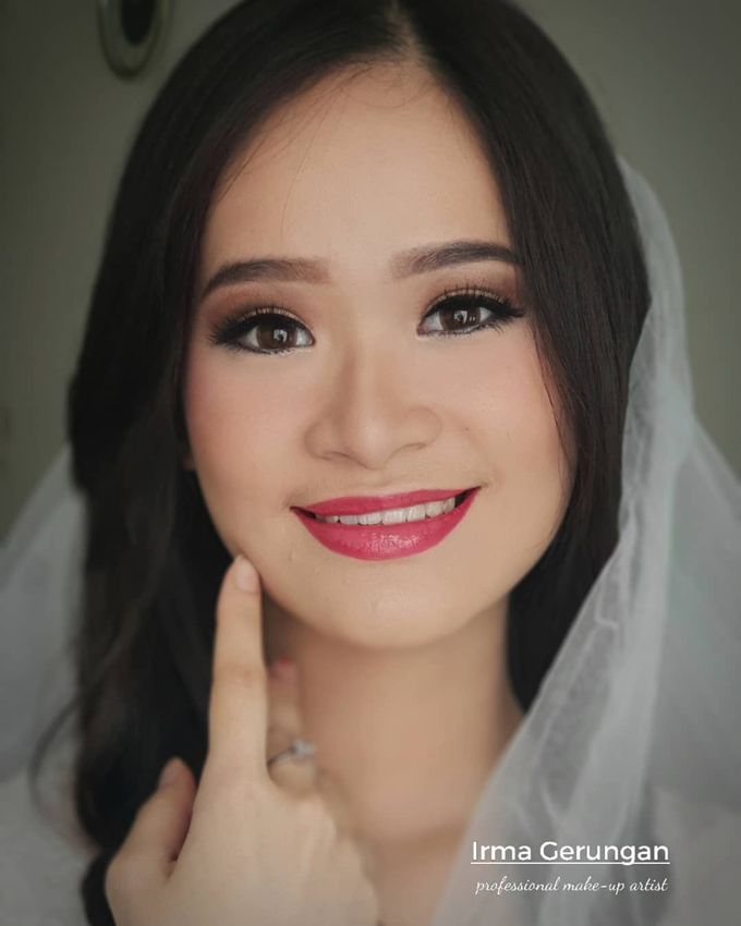 Wedding Makeup Portfolio by Irma Gerungan Makeup Artist - 004