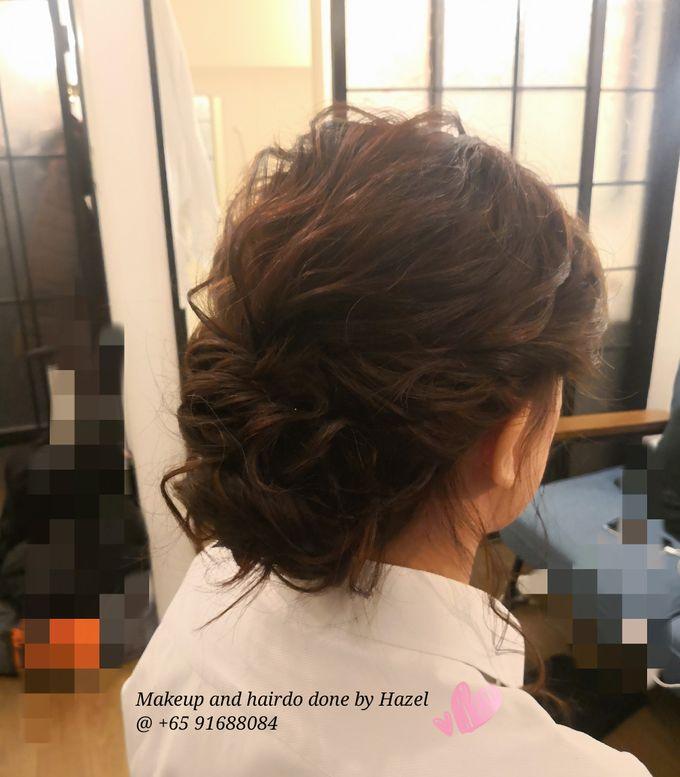 Japan Oversea Prewedding Photo and Video shoot for Zhi Jie & Carine by WillieHaz Hair & Beauty - 007
