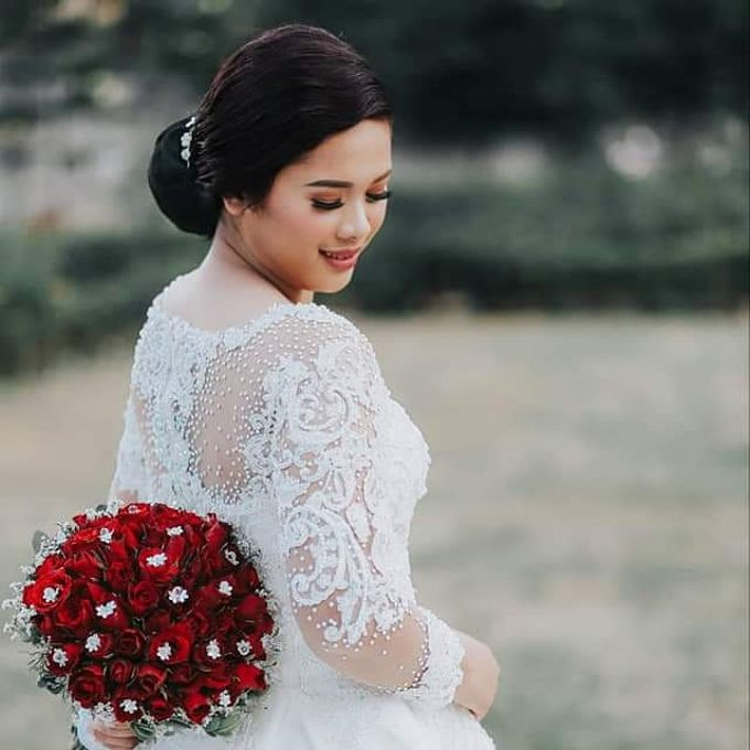 Bride Aivy by Anna Limson Makeup Artistry - 001