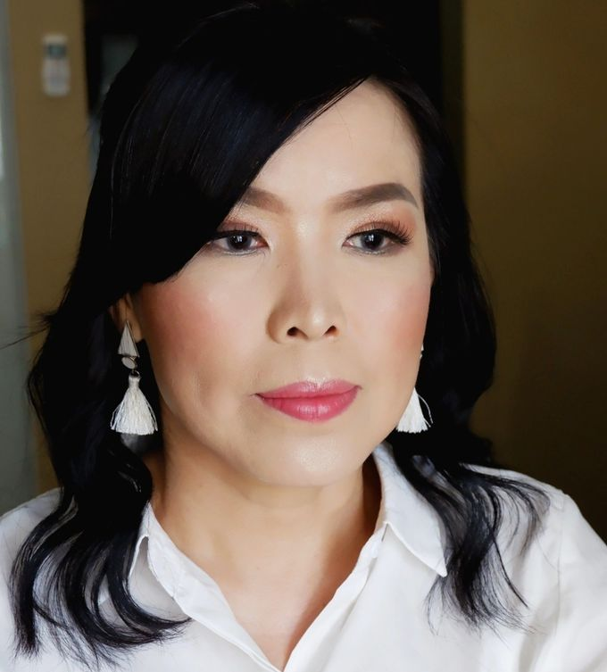 Mature makeup by Lovera Makeup - 006