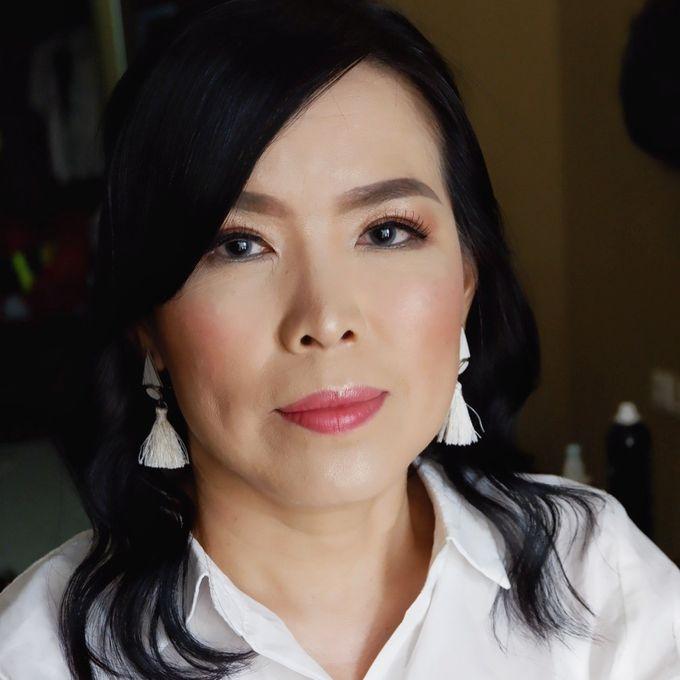 Mature makeup by Lovera Makeup - 005