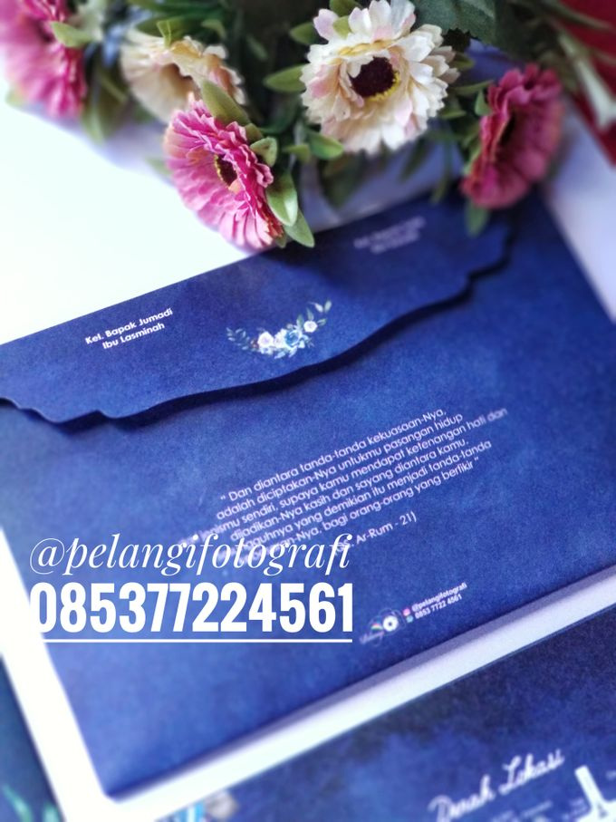 Navy Invitation by Yulisma Amani Photography - 006