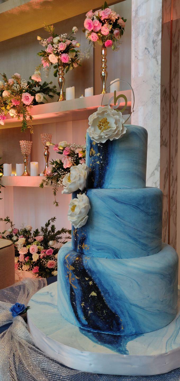 Marble Wonder by Cakes 'n' Bakes - 001