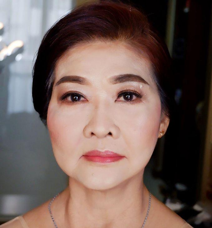 Mature makeup by Lovera Makeup - 002