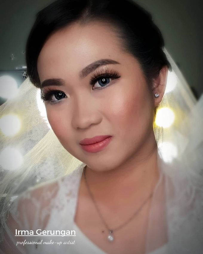 Wedding Makeup by Irma Gerungan Makeup Artist - 006