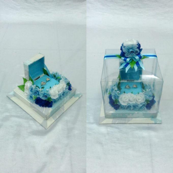 Kotak Cincin by Rieens Box N' Craft - 002