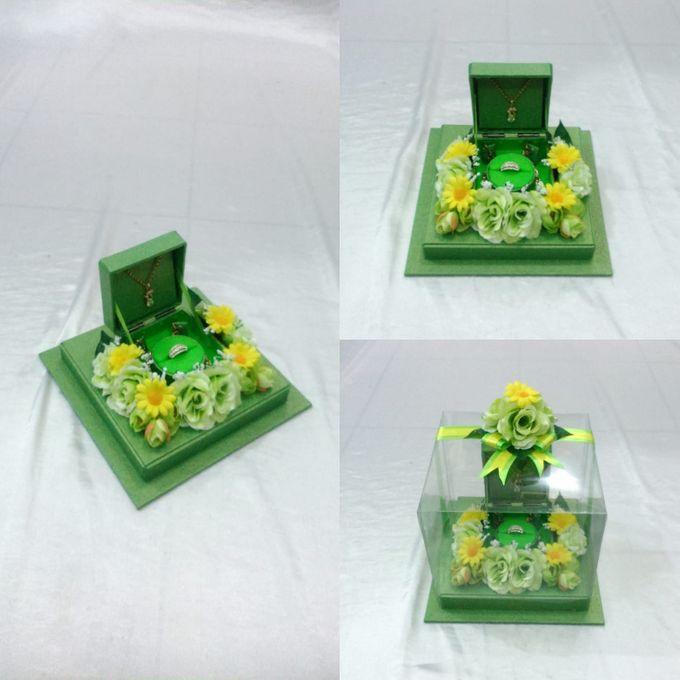 Kotak Cincin by Rieens Box N' Craft - 003