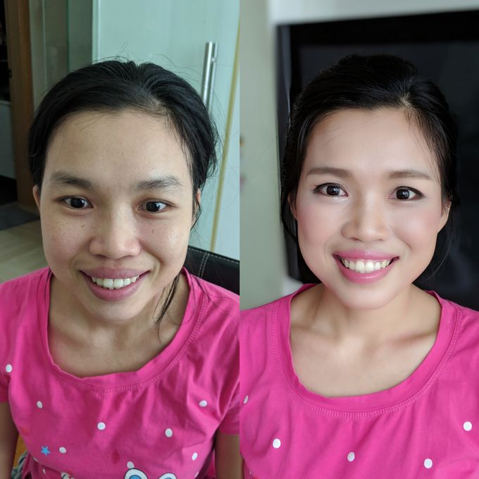 Makeover by Jinnie Lee Korean Makeup & Hair - 001